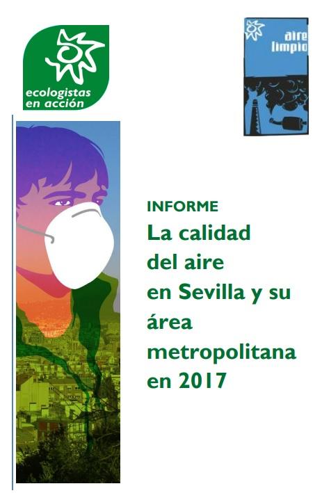 El 100 % de las personas en Sevilla respiran aire contaminado, según la OMS