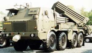 RM-70 Multiple Rocket Launcher System