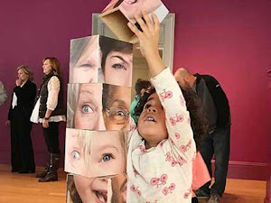 The latest at the National Portrait Gallery... and a Link to Weekend Hands on Workshops!