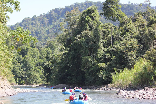 Pacuare River, rafting, Exploradores Outdoors