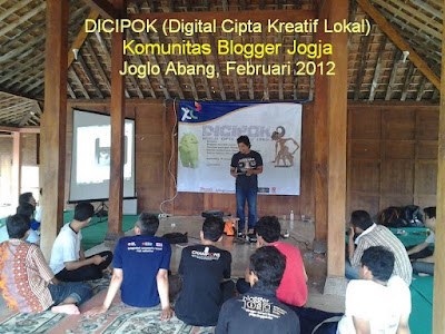 Digital Cipta Kreatif Lokal (DICIPOK)