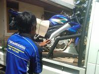Pengiriman Yamaha Vixion Jakarta ke Bali