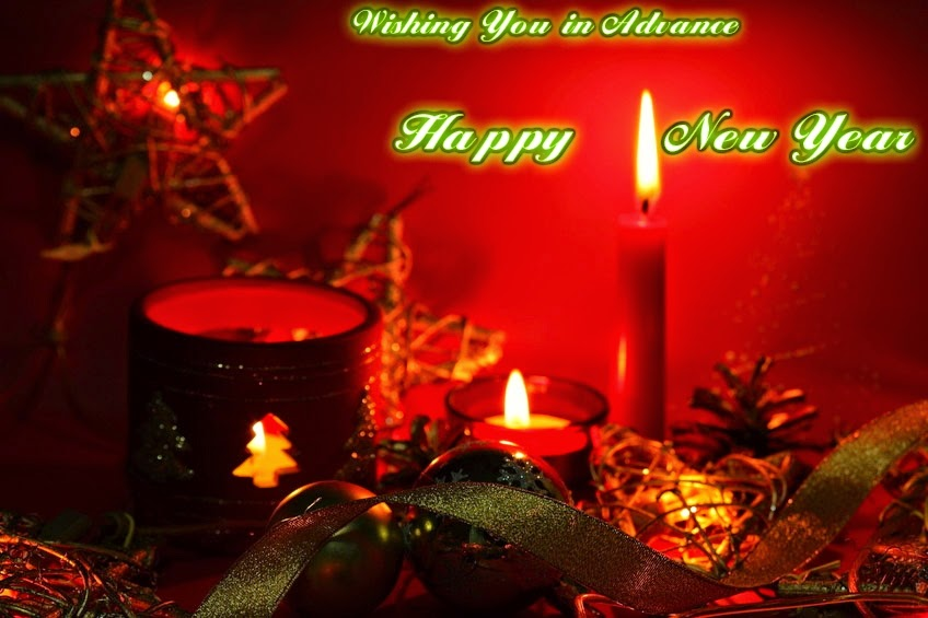 Happy New Year Advance Wishes 2015 Cards Images