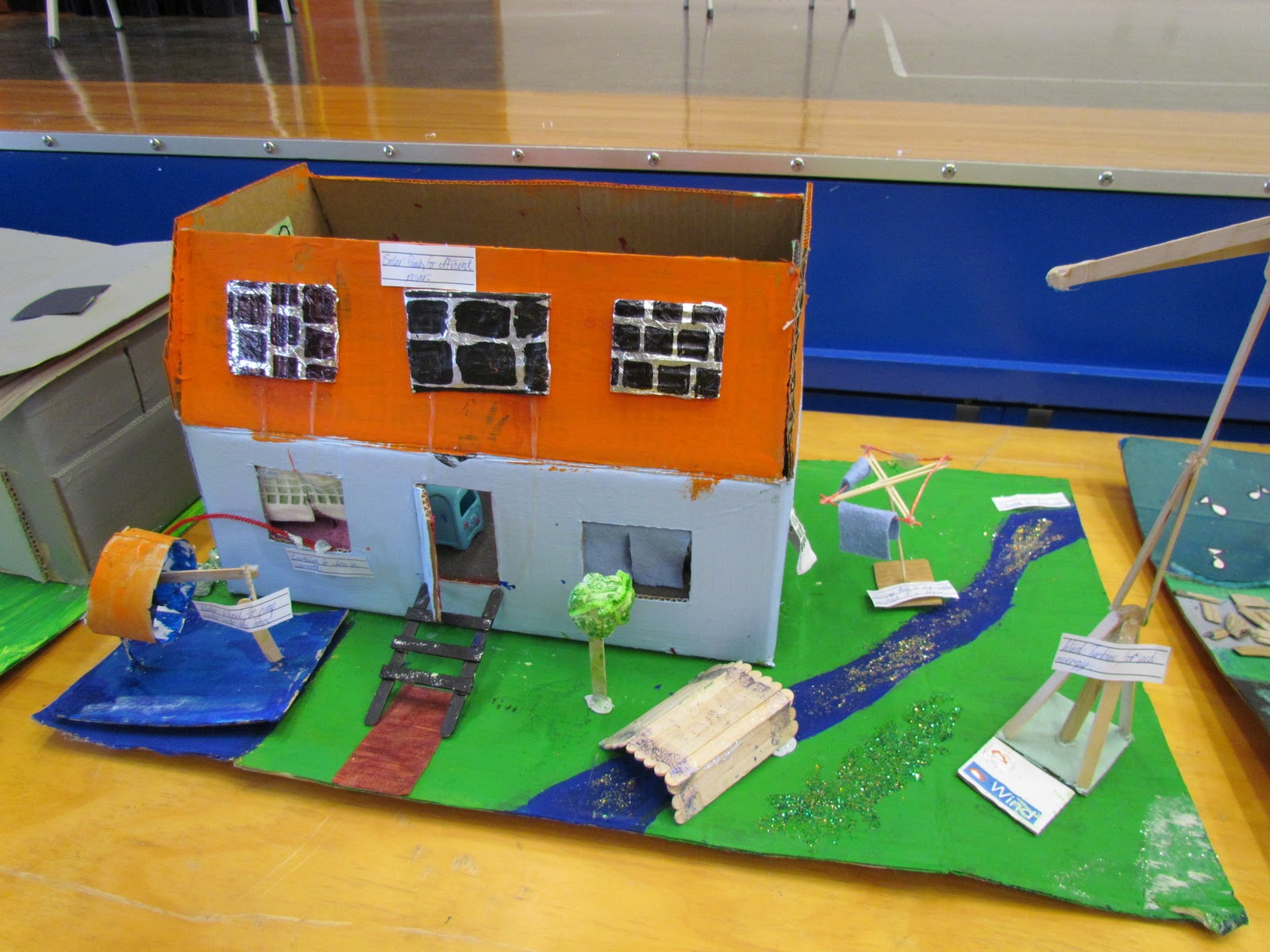 Beautiful solar energy projects for kids 2 energy week for Solar energy articles for kids