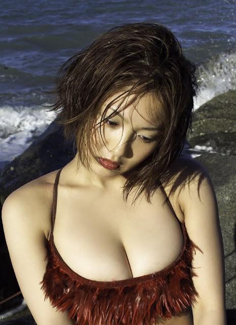 Japanese Sexy Model Noriko Sagara