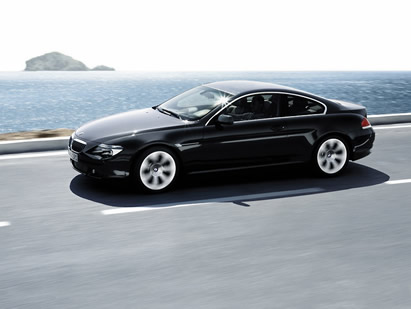 on Front Black Color 2013 Bmw 6 Series Cars Photos And Review