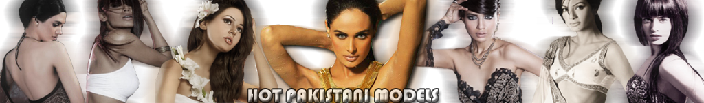 Pakistani Models