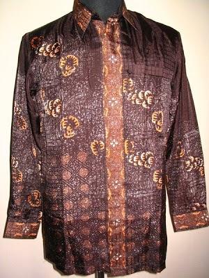 Foto Baju Batik Zikin