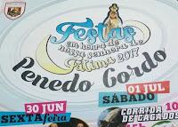 PENEDO GORDO (BEJA): FESTAS EM HONRA DA SENHORA DE FÁTIMA