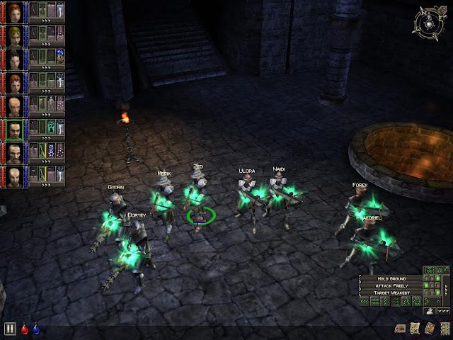 Dungeon Siege - Best Ranged Weapons Screenshot.