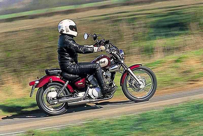 XV 250s Virago Yamaha