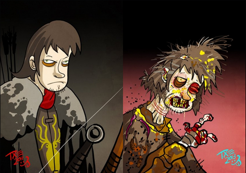 Game Of Thrones: Transformations