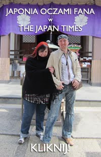 Japonia oczami fana w The Japan Times