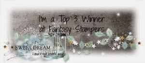 Fantasy Stampers Blog Challenge