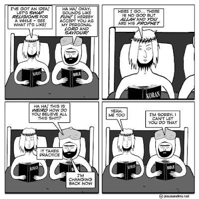 Swap2, Jesus and Mo