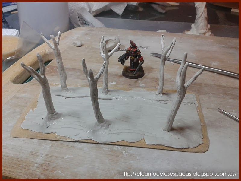 New and Old scenery. - Page 3 Arbol-Alabre-Huerto-frutal-warhammer-wargaming-modelismo