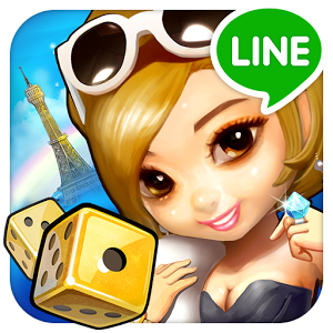 Game LINE Let's Get Rich di PC Terbaru Gratis cover