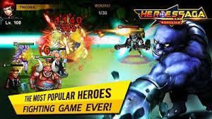 Heroes Saga v1.0.0 Apk Android