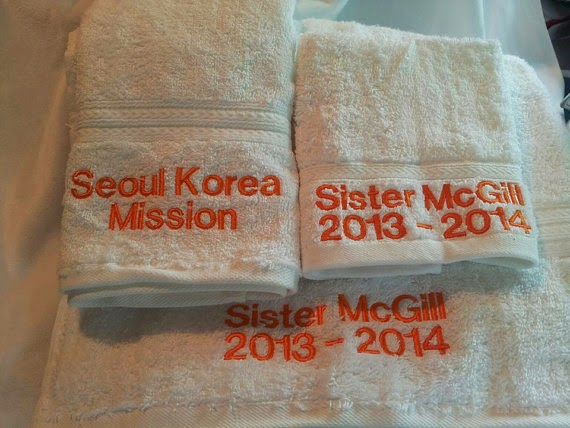 http://missionarymommamall.com/collections/frontpage/products/lds-missionary-towel-sets-standard