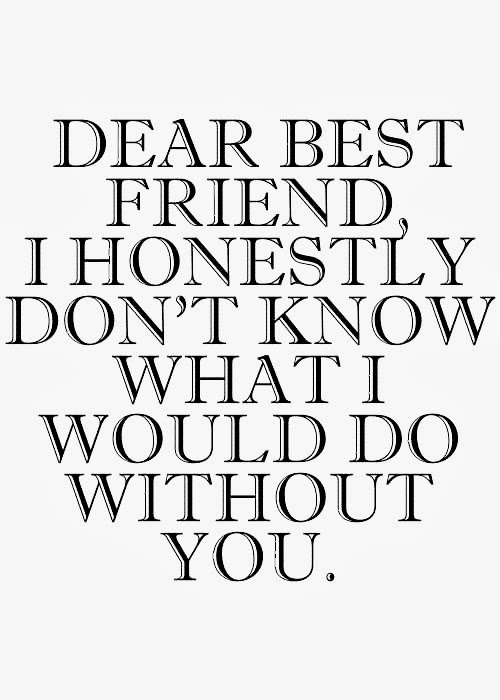 I Love You Quotes Best Friend : Below are some Best Friends Quotes (Depressing Quotes) , hopefully it ...