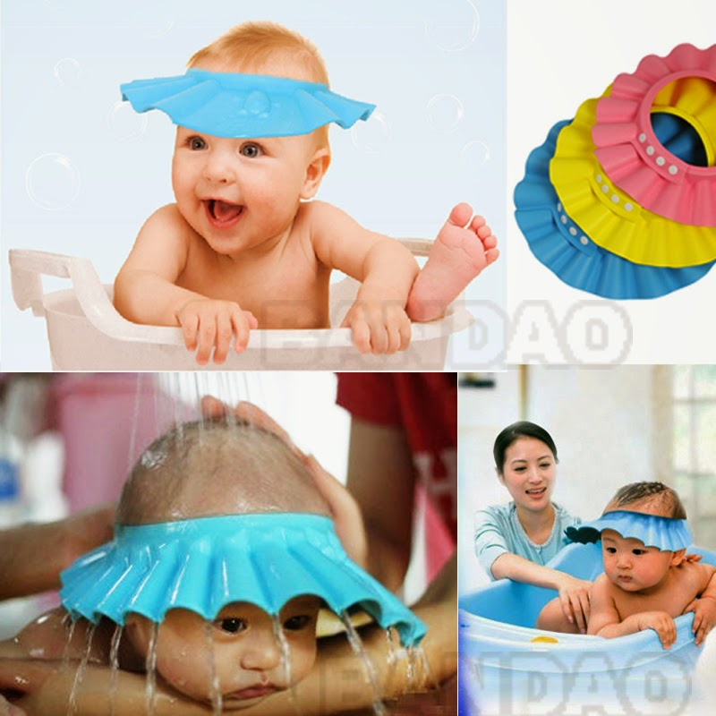 amazing creative products cute baby shower cap