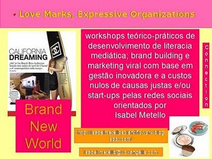 . : workshops de literacia mediática, brand buiding e marketing viral pelas redes sociais : .