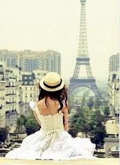 Sentarme tranquila en Paris