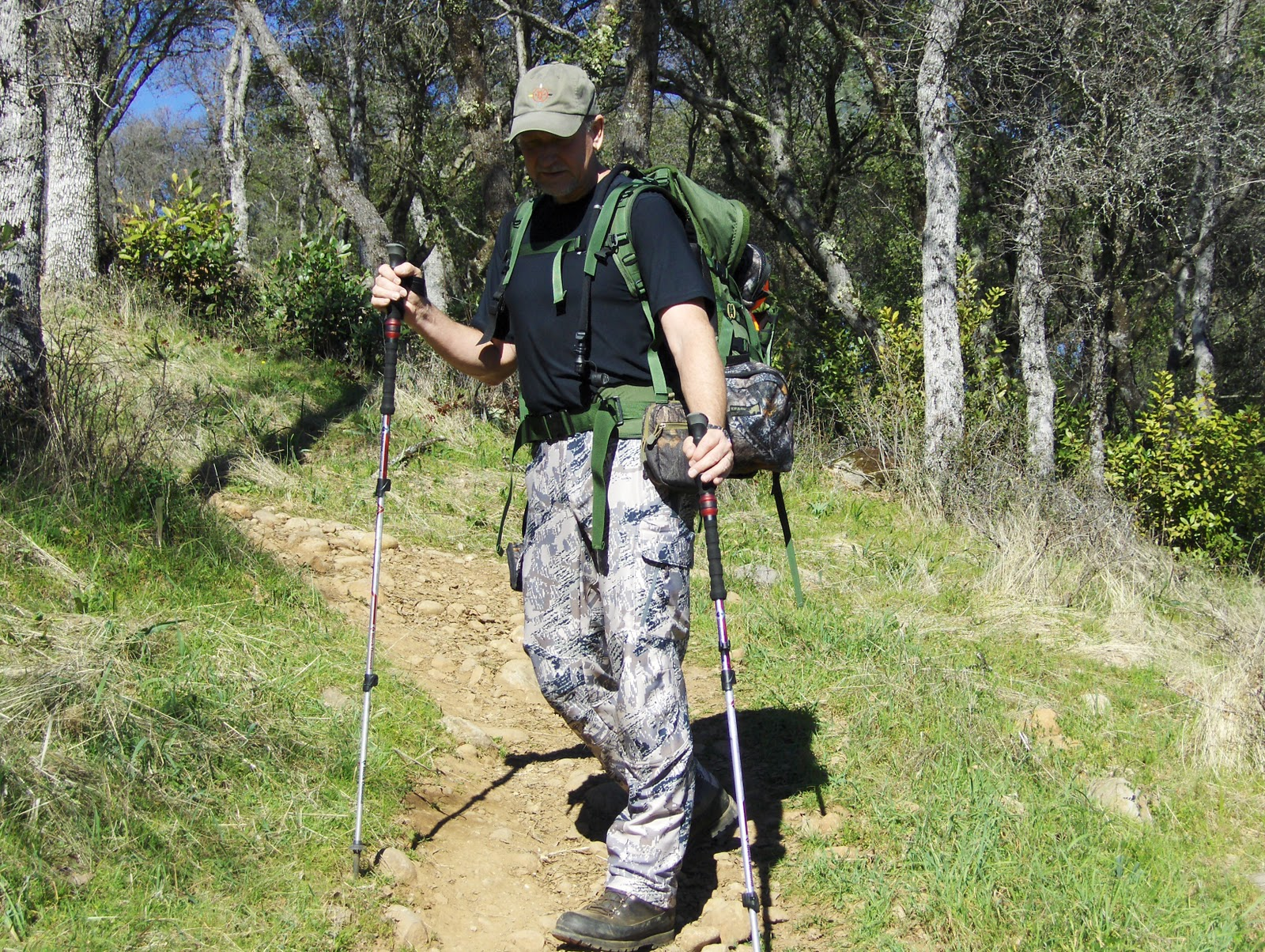 Watch How to Adjust Hiking Poles video