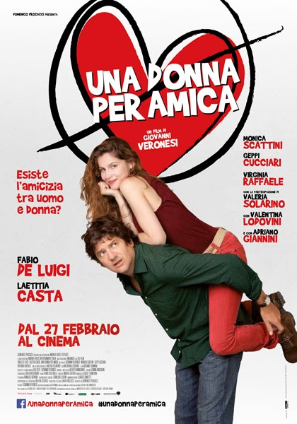 Una Donna Per Amica (2014) tainies online oipeirates