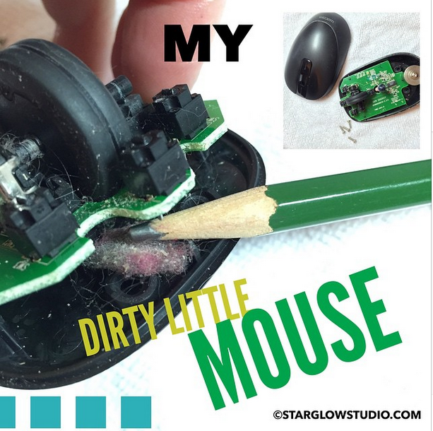 My Dirty Little Mouse