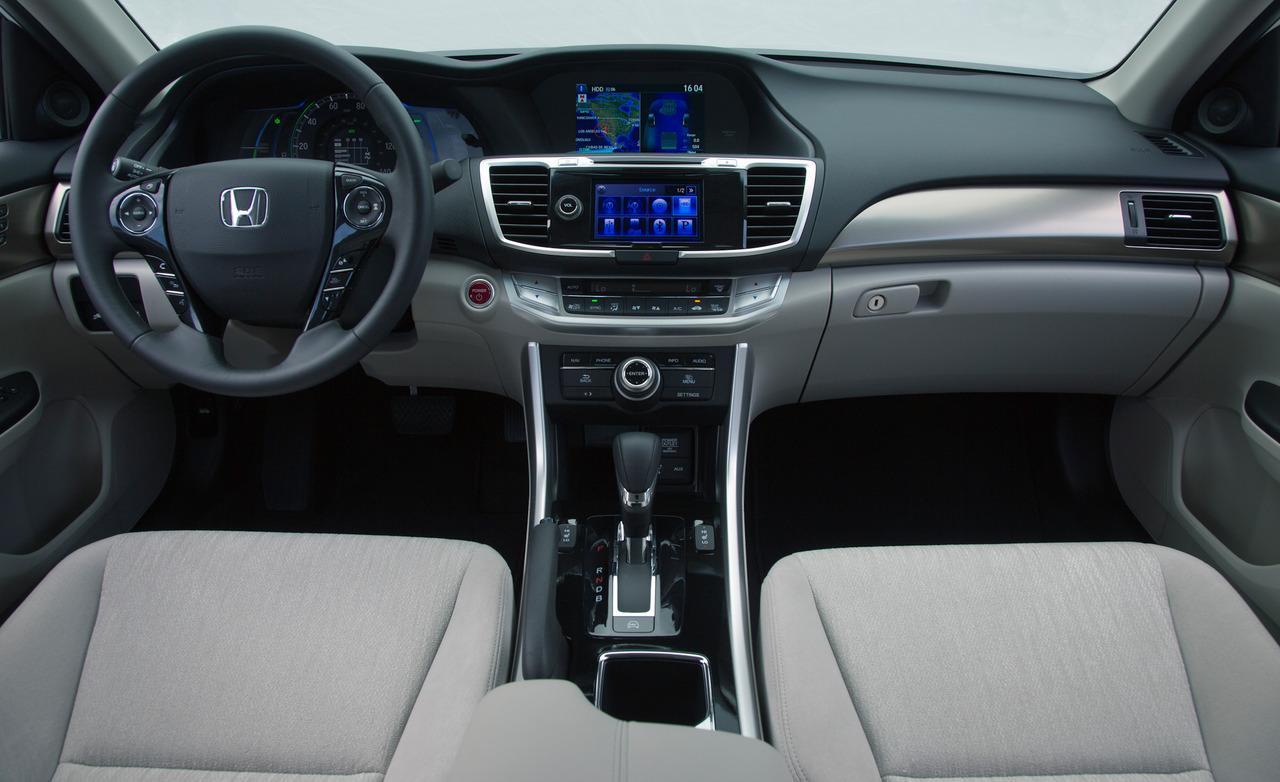 Galeria De Imagens: Honda Accord 2013