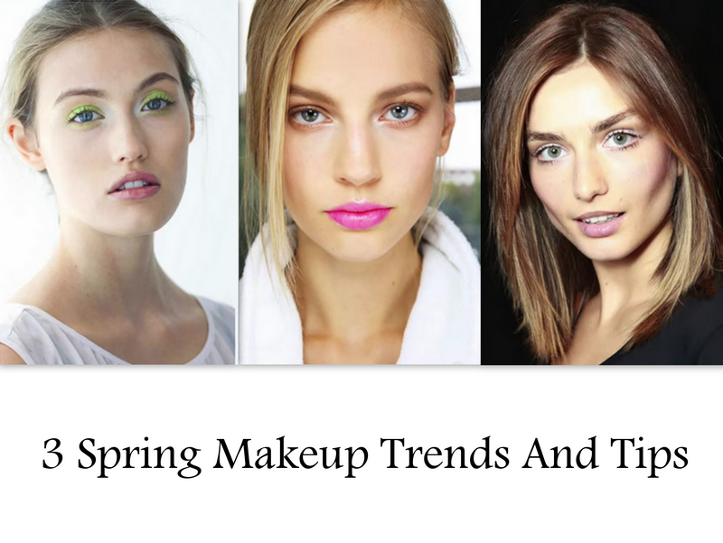 Video Of The Week: Spring Makeup Trends And Tips