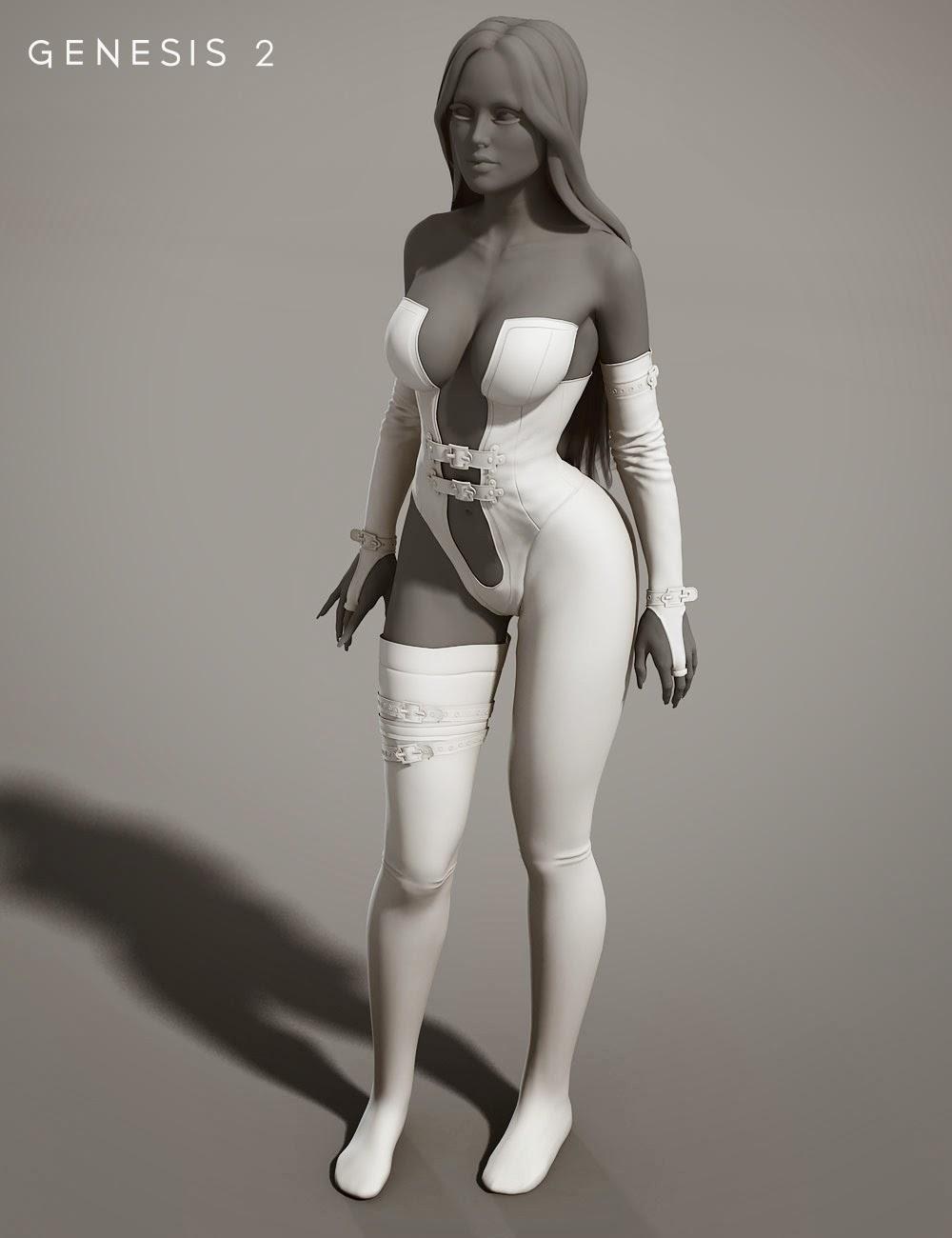 Lilith maîtresse de Genèse 2 Femme