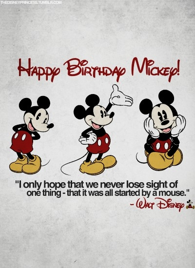 Funny Overly Optimistic Quotes: Quotes from Walt Disney