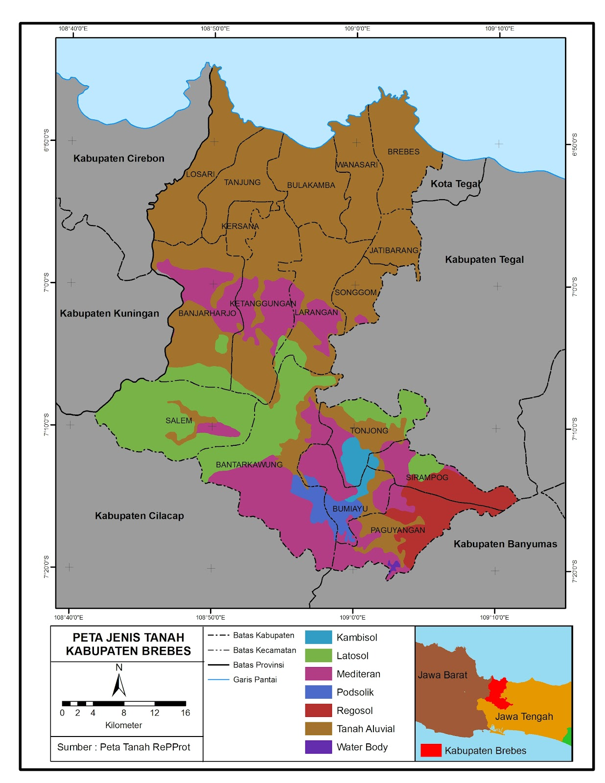 SPATIAL DIGITAL MAP: Mei 2012