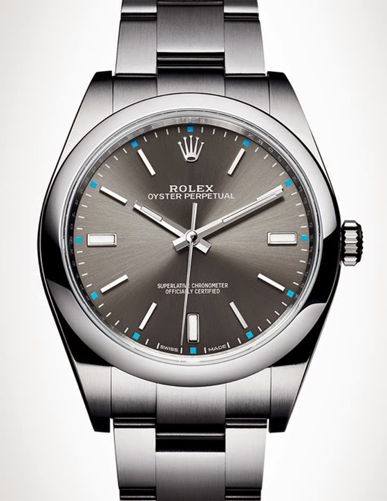 Baselworld 2015 rolex oyster perpetual sorelle ronco blog for Sorelle ronco rolex