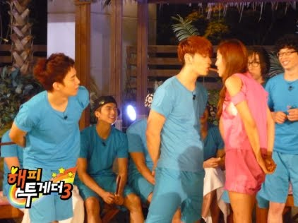 Daebaksubs: [RAW] 110804 Happy Together w/ 2PM and After School [FULL]