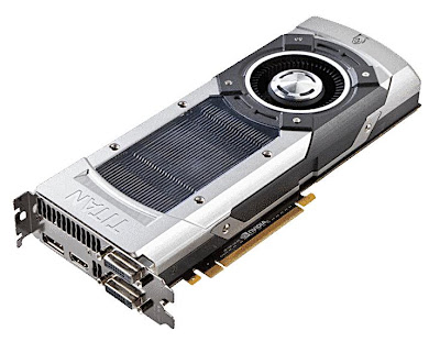 Zotak Nvidia Geforce GTX TITAN Graphics card