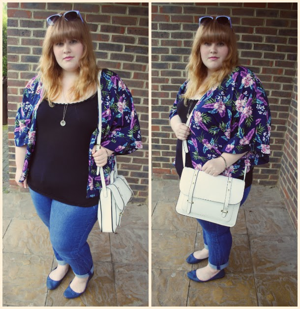 plus size fashion, kimono, plus size fashion blog, fashion and beauty blog