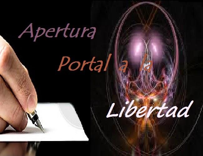 ¡El Portal de la Libertad ha abierto sus puertas para todos nosotros!