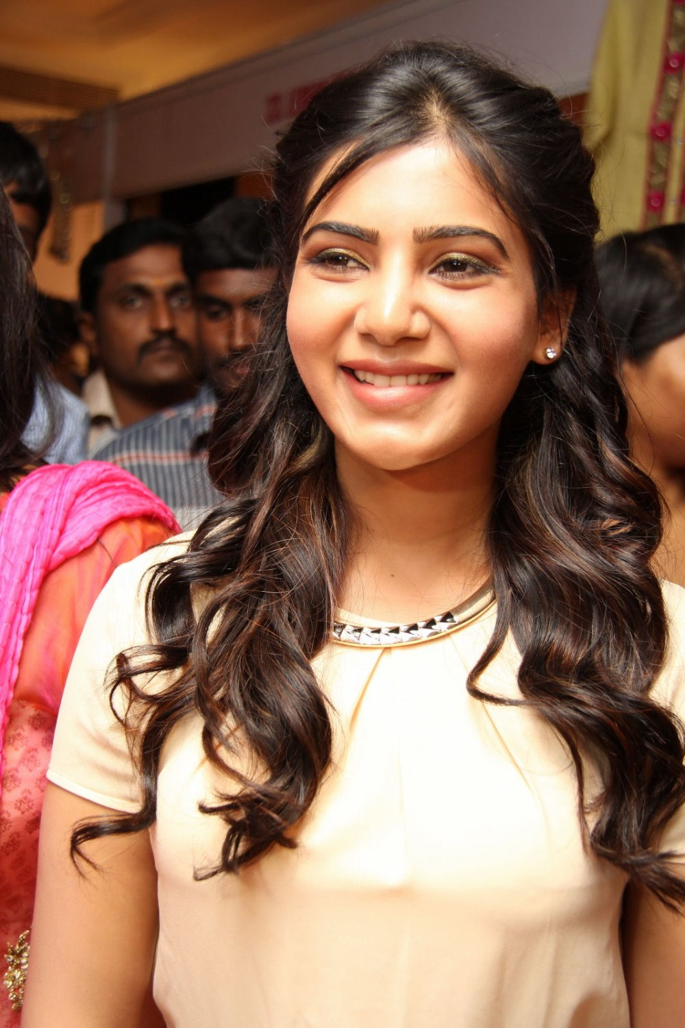 Samantha Latest Pictures at Se La Vie Designers Exhibition Launch  0019.jpg