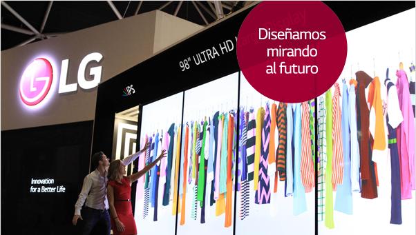 LG presenta en Barcelona sus soluciones de digital signage para empresas