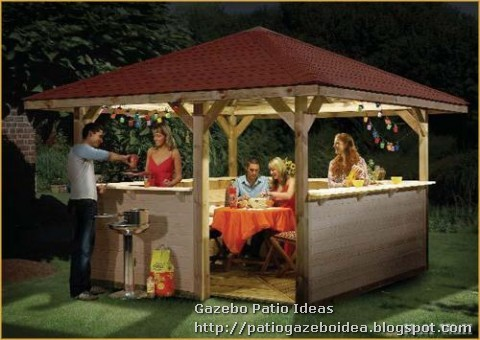 Gazebo For Party