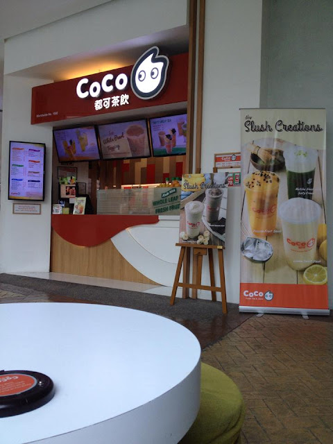 Summer Drink: Coco Fresh Tea & Juice
