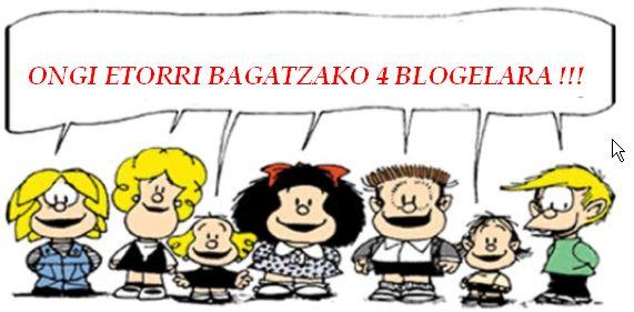 BAGATZAKO 4. MAILA