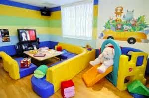 Dalam membuat ruangan yang khusus untuk bermain anak Anda ada beberapa hal yang perlu diperhatikan :