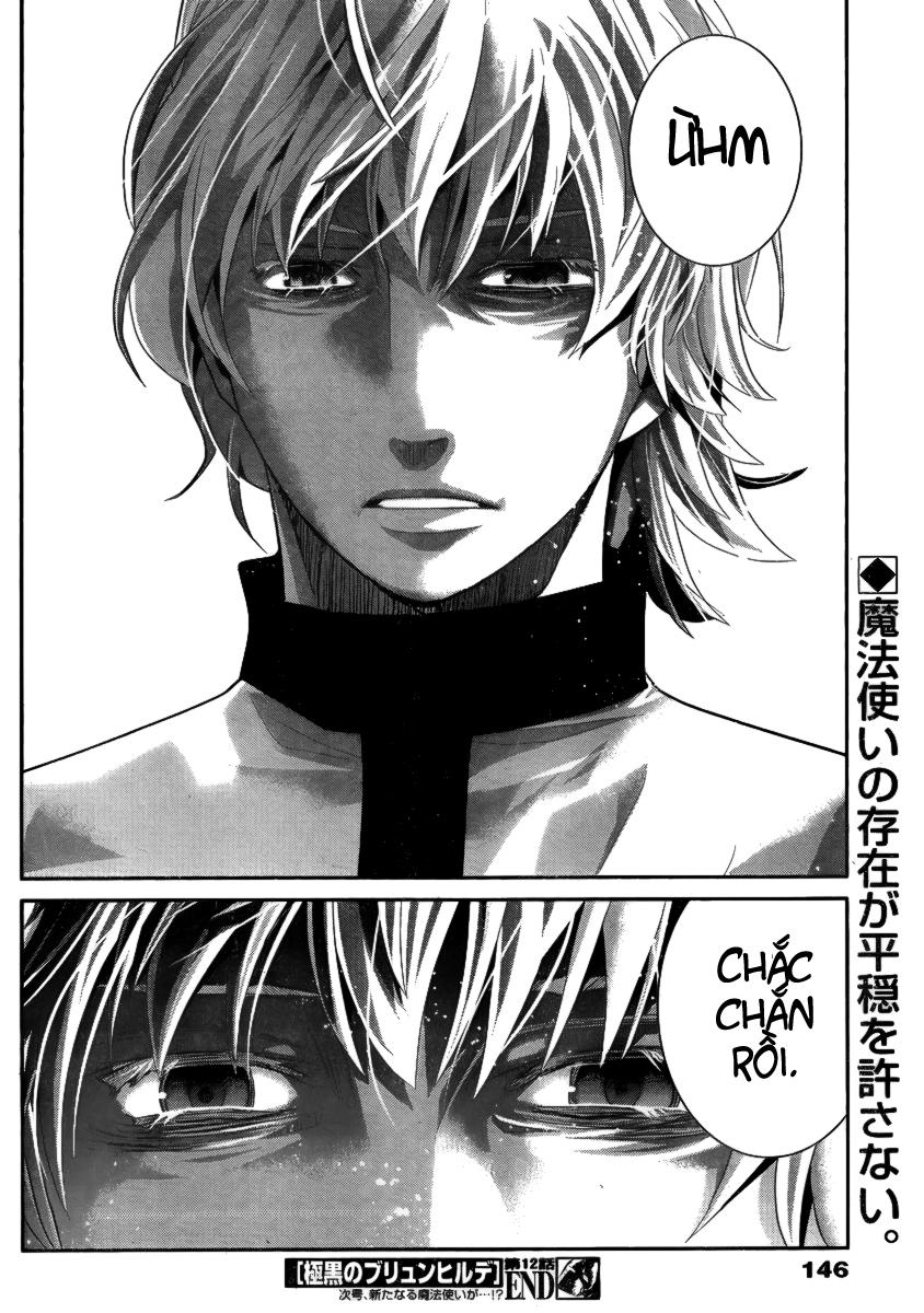Truyện tranh Gokukoku no Brynhildr chap 12 trang 18