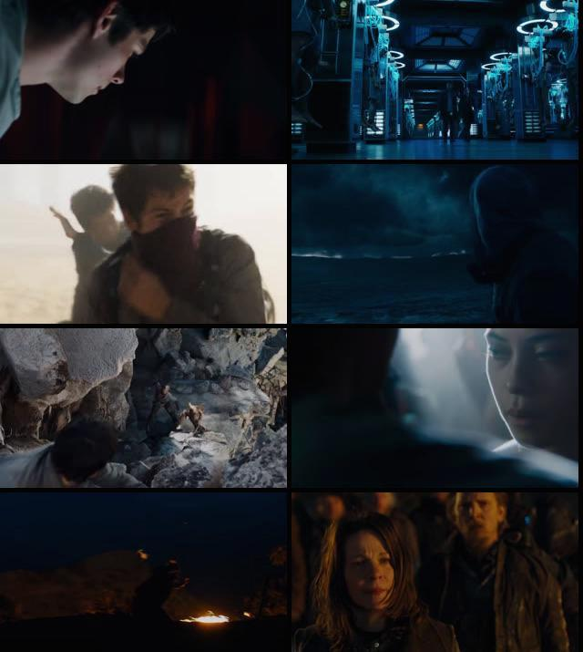 Maze Runner The Scorch Trials 2015 English BluRay 720p