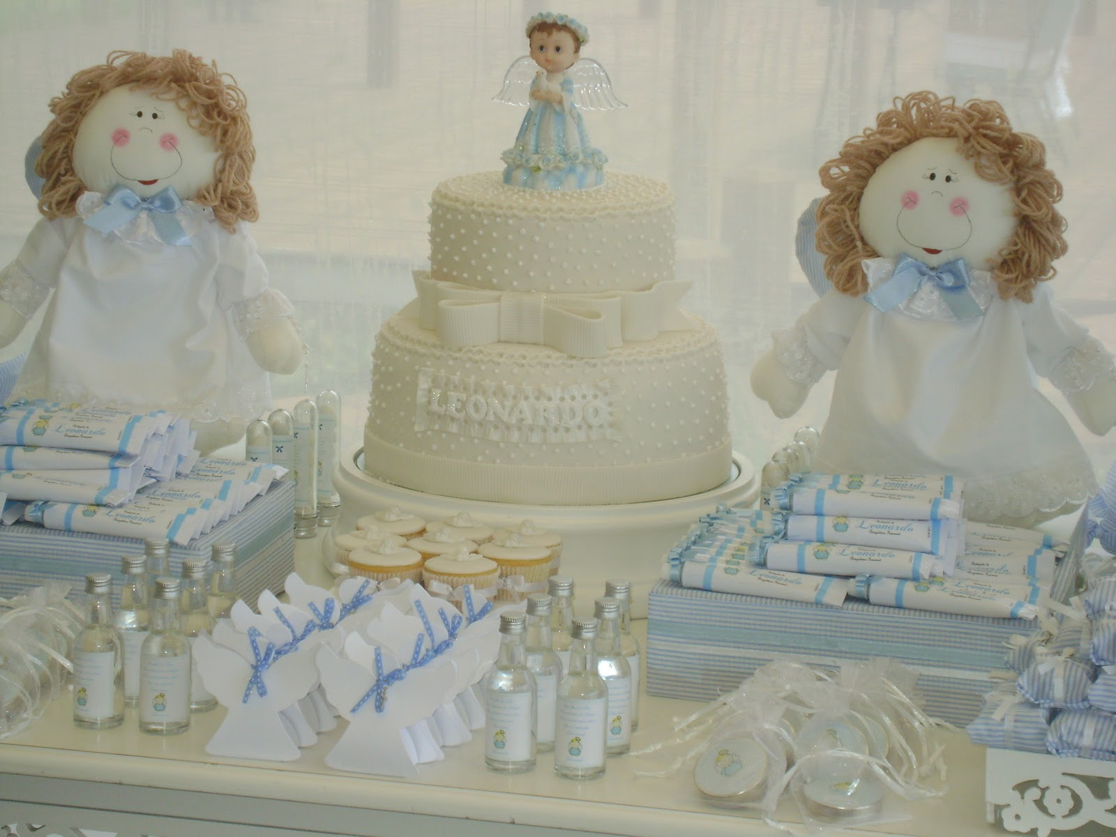 Baptism cake decoration and ideas car interior design for Baby christening decoration