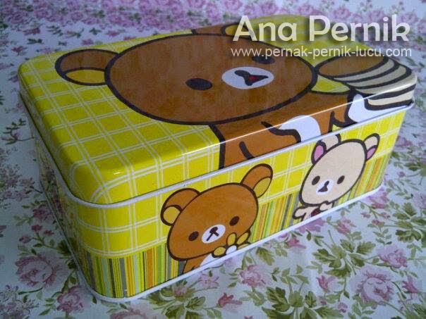 box serbaguna; tempat pentimpanan; box kaleng; pernak pernik, box aksesoris
